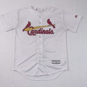 CARDINALS YOUTH SHORT SLEEVE JERSEY
